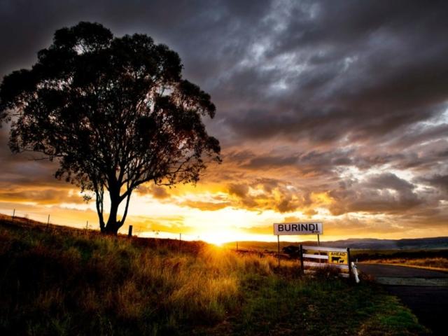 Burindi Sunset